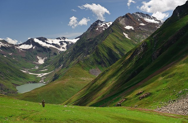 Beautiful Pakistan Saral Valley Azad Kashmir Iblagh